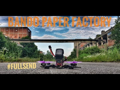 BANDO PAPER FACTORY//fpv golden hour flight - UCi9yDR4NcLM-X-A9mEqG8Hw