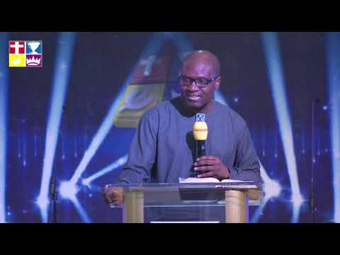 THE LORD IS OUR SHEPHERD BY REV. PETER AMEADAJI