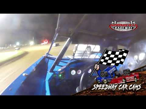 #15A Mike Anderson - Cash Money Late Model - 9-5-2021 Springfield Raceway - In Car Camera - dirt track racing video image