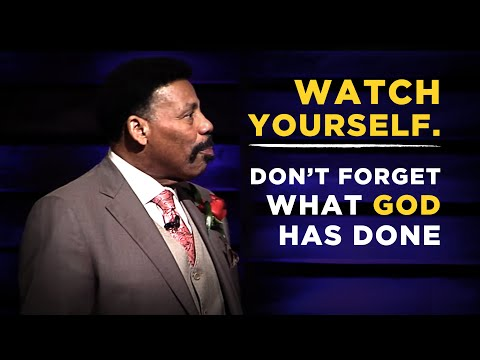 Don't Forget What God Has Done for You - Tony Evans Sermon Clip