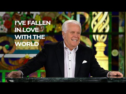 I've Fallen in Love With the World  Jesse Duplantis