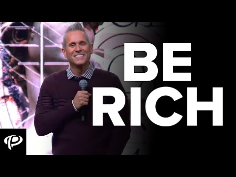 Be Rich  Turning Point Church