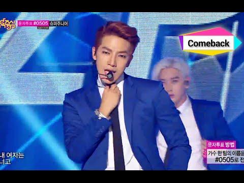 [Comeback Stage] 2PM - I'm your man, 투피엠 - 아임 유어 맨, Music Core 20140913 - UCe52oeb7Xv_KaJsEzcKXJJg