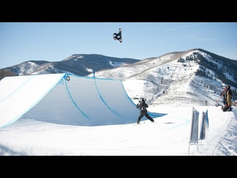 bf25a3c041c Mark McMorris Wins Men s Slopestyle - 2017 US Open Finals Highlights