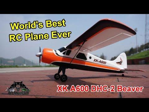 Best 4Ch Mini RC Electric De Havilland Canada DHC-2 Beaver Plane - UCsFctXdFnbeoKpLefdEloEQ