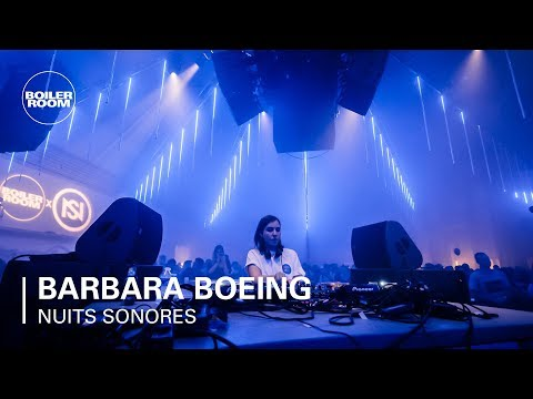 Barbara Boeing | Boiler Room x Nuits Sonores - UCGBpxWJr9FNOcFYA5GkKrMg