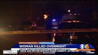 Mechanicsville man arrested in fatal triple shooting