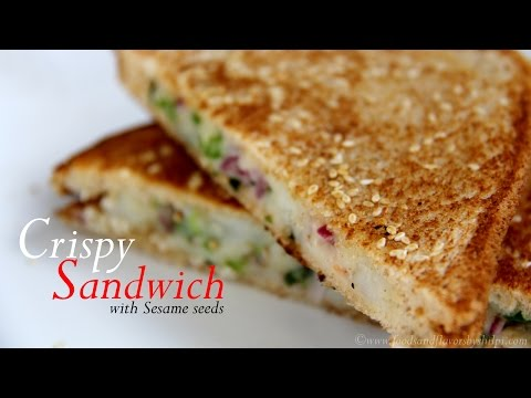 Veg Cheese Sandwich Recipe | Grilled Cheese Sandwich Recipe By Shilpi - UCrWMk23uepWVEg3xs02dz7A