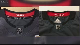 NHL cautions fans about fake playoff gear