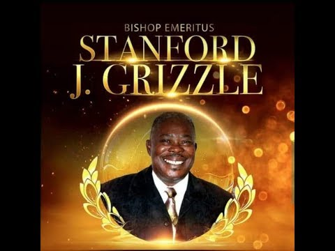2 February, 2019 - Thanksgiving Service - Bishop Standford James Grizzle