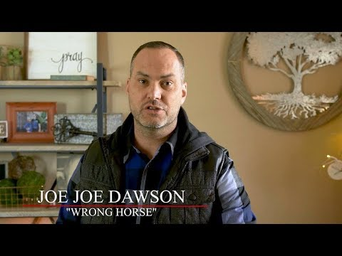 Wrong Horse  Joe Joe Dawson