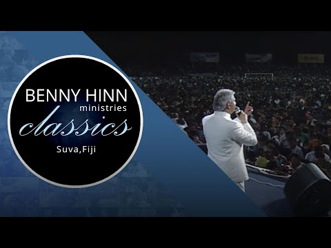 Benny Hinn Ministry Classic - Suva, Fiji 2006 Part 1