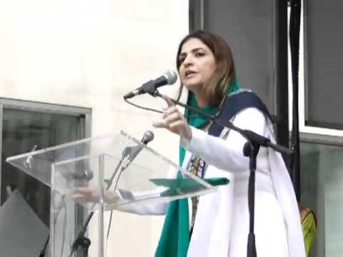 """Mera Bilawal Beta"" said by Tanveer Zamani (Zardari's Second wife)"