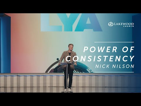Power of Consistency  Nick Nilson (2019)