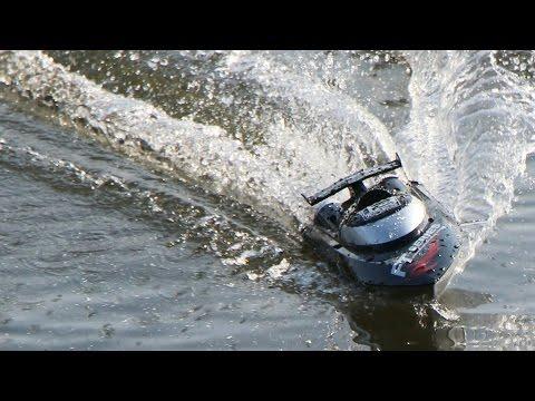 RC FeiLun FT012 Racing Boat  high speed measuremen - UCjx8DMiogJDteFfd18NhEzw