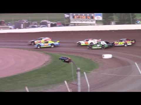7/17/21 Grand National Feature Beaver Dam Raceway - dirt track racing video image