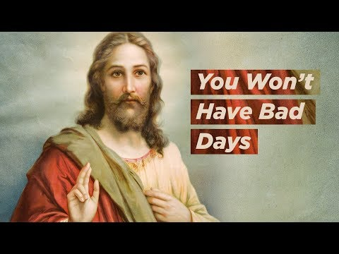 You Wont Have Bad Days - Things Jesus Never Said Part 3  Pastor Craig Groeschel