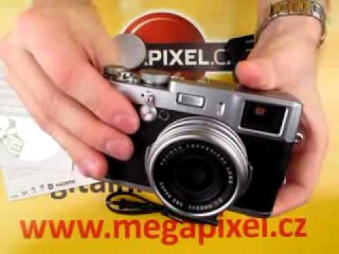 Videorecenze Fujifilm FinePix X100