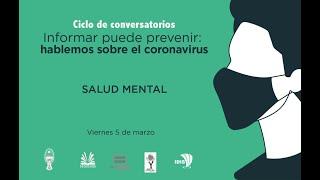 Ciclo de conversatorios: Salud mental