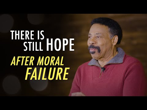 God Can Turn Our Moral Failures Around - Tony Evans