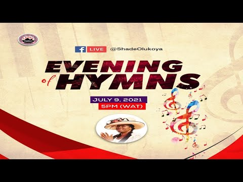 MFM Evening Of Hymns With Pastor (Mrs) Shade Olukoya Aug. 13, 2021