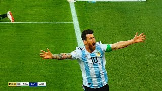 Lionel Messi ● Most AWARD Winning / Nominated Goals in Football History ||HD||