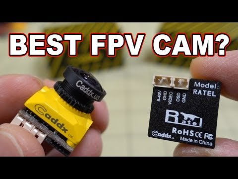 Is this the best FPV Camera? // Caddx Ratel Review 📷 - UCnJyFn_66GMfAbz1AW9MqbQ