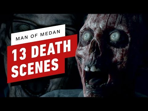 Man Of Medan: 13 Character Death Scenes - UCKy1dAqELo0zrOtPkf0eTMw