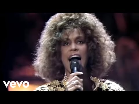 Whitney Houston - I Wanna Dance with Somebody (Live) - UCG5fkJ8-2b2ZjWpVNpr7Dqg