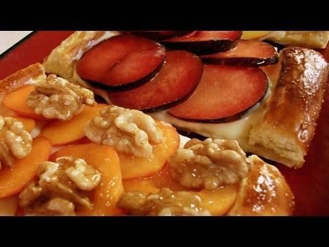 Fruit Pastries Recipe - Ramadan Specials - CookingWithAlia - Episode 114 - default