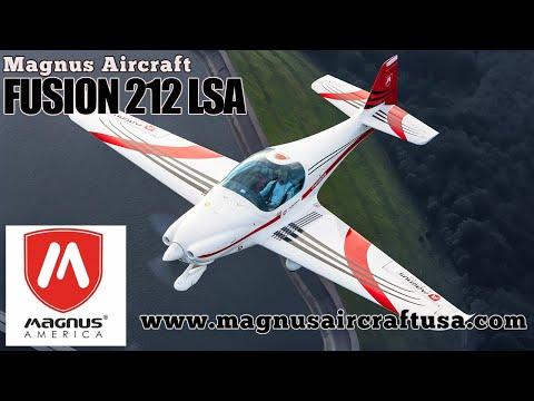 Magnus Aircraft, Magnus Fusion 212, Light Sport Aircraft, Magnus Aircraft USA.