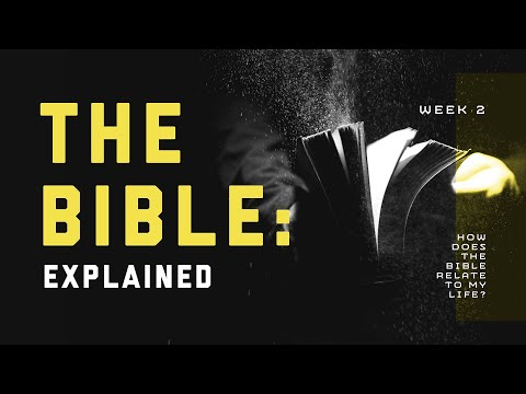 How Does the Bible Relate to My Life?