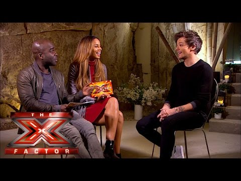 The X Factor UK 'Judges Houses Chat!' Interview