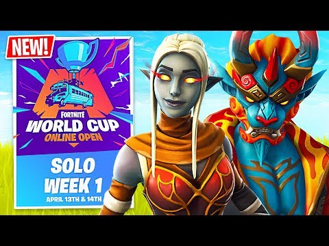 Fortnite WORLD CUP QUALIFIER $1,000,000 Tournament! (Fortnite Battle Royale) - UC2wKfjlioOCLP4xQMOWNcgg