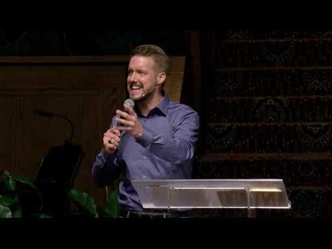 Sermon - 08/18/2019 - Pastor Ben Anderson - Christ Church Nashville