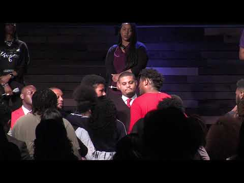 Pastor confronts and connects with troubled teen at church