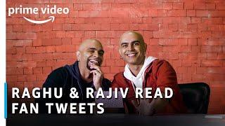 Raghu Ram & Rajiv Lakshman Coming Soon on Amazon Prime Video
