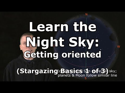 Stargazing Basics 1: Learn how get oriented in the night sky for stargazing - UCbr9IU92jSF_bbQgBTRK6nw