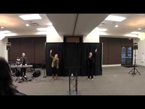 Pastor Roberts Liardon  // Embassy International Church // Michael Sainz