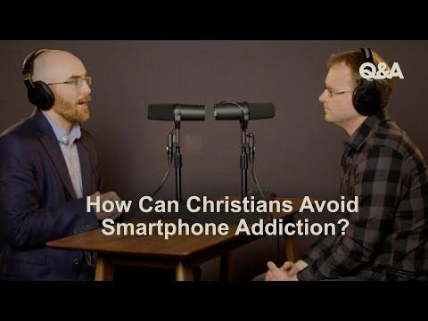 How Can Christians Avoid Smartphone Addiction?