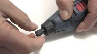 Multifunktsionaalne akutööriist Bosch GRO 12V-35 Professional