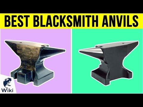 7 Best Blacksmith Anvils 2019 - UC2IkBiENjzAX756-Zwl4kiQ