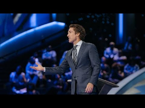 Who's In Control?  Don't Be Defined By Your Mistakes [Excerpt]  Joel Osteen