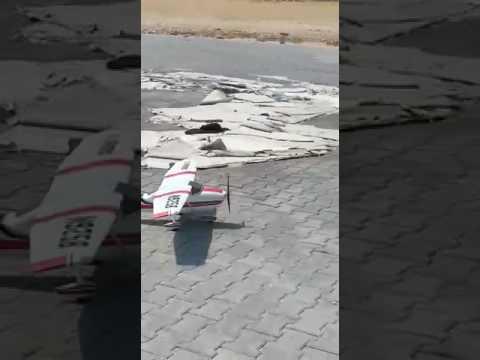 [Video]:  Antakyanın rüzgarında Cessna 182 ile uçuş keyfi