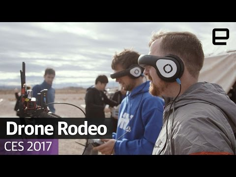 Drone Rodeo at CES 2017 - UC-6OW5aJYBFM33zXQlBKPNA