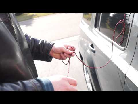 How to unlock a  car with a string (this really works) - UCGxCTP21bjn3zrPJu8wrvKA