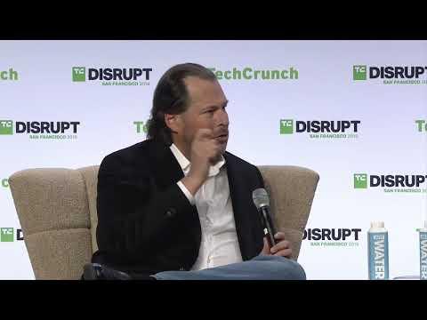 Marc Benioff | Disrupt SF 2019 - UCCjyq_K1Xwfg8Lndy7lKMpA