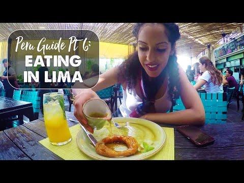 LIMA IS FOR FOODIES! | Peru Travel Guide: Part 6 - UCbEWK-hyGIoEVyH7ftg8-uA