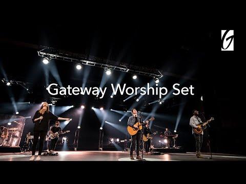 Gateway Worship Set- Way Maker, The More I Seek You, Champion