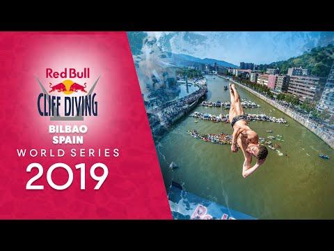 Red Bull Cliff Diving World Series LIVE in Bilbao, Spain - UCblfuW_4rakIf2h6aqANefA